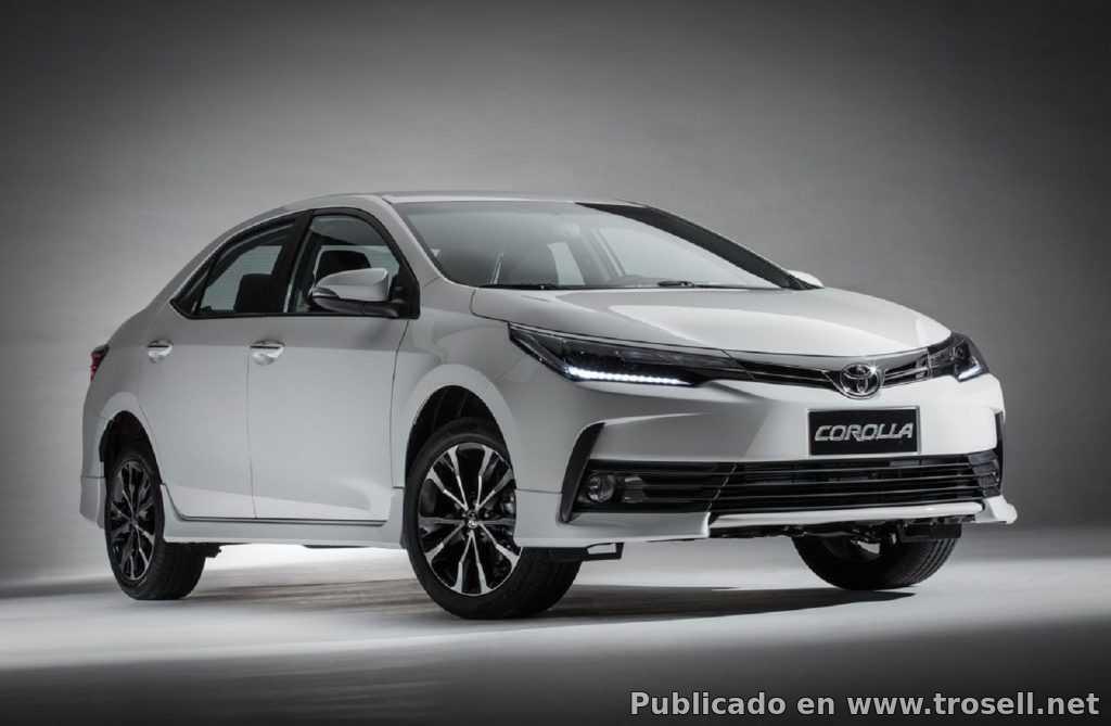 #26Oct Conoce el #Nuevo #Toyota #Corolla #2018 que llegó a Venezuela