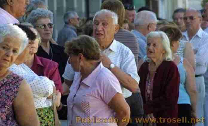 347.914 bolívares será el nuevo monto de la pensión a partir de 2018