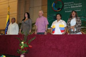 #Noticias #MPPE Docentes de Nueva Esparta dan inicio el IV Congreso Pedagógico
