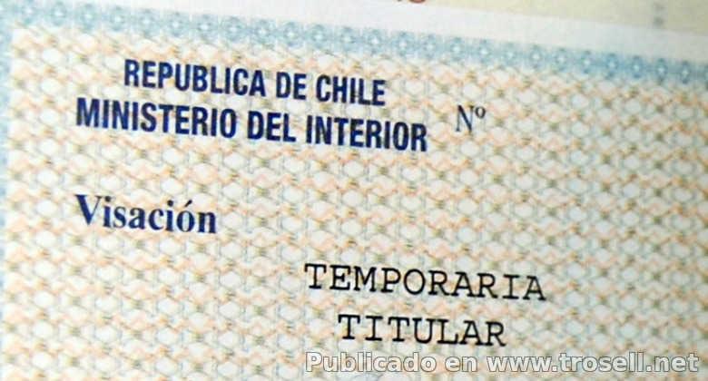 SOLICITUD DE CITA VISA RESPONSABILIDAD DEMOCRÁTICA DE CHILE